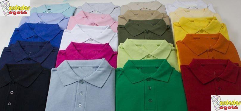 Camisetas polo colores 6cb4e