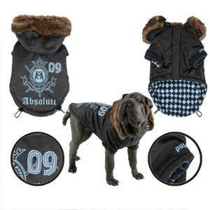 Abrigo para Perros Ropa para Mascotas Kukasworld puppia 23 6cc3c