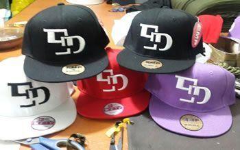 bordado 3d gorras 47232