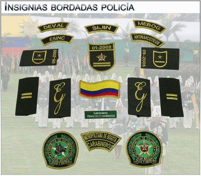 policia bordado b0f3b